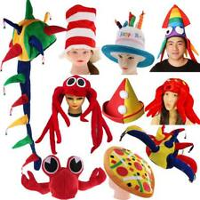 Lovely Animal Dragon Tail Clown Costume Unisex Hat Mask Cap Fancy Party Birthday