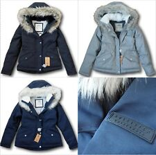 NWT Hollister by Abercrombie&Fitch Women's Ultimate Down Anorak Jacket Coat