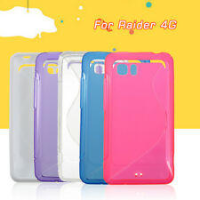 TPU Gel Case environmental friendly material for HTC Raider 4G/ HTC Holiday #xp