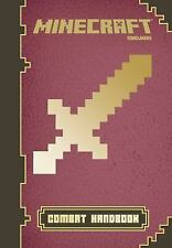 Minecraft: Combat Handbook: An Official Mojang Book by Scholastic in Used - Lik