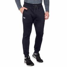 Under Armour Mens Pants Jogger Black Storm Fleece Gym Athletic Running