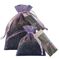 Lavender of Provence organic French lavender in organza sachets
