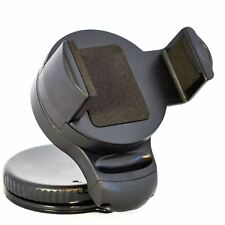 Rotating Car Windscreen Dashboard Mobile Phone Mount Holder Stand iPhone Android