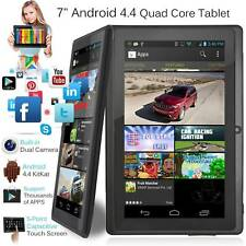 7 Inch TFT Display HD 1080P Quad Core Dual Camera 512M+8G Tablet for Android xv