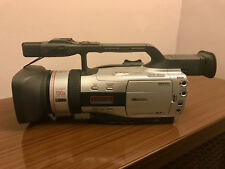 Canon DM-GL2A GL2 MiniDV 3CCD Digital Video Camcorder FOR PARTS OR REPAIR