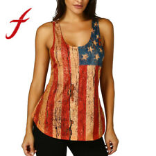 Feitong Summer Women Tank Tops Vintage Sexy Backless Lace Sleeveless American