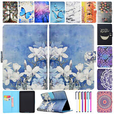 For Amazon Kindle Paperwhite 1 2 3 Pattern Flip PU Leather Card Slots Case Cover