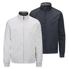 HENRI LLOYD JACKET - HENRI LLOYD DARTON TECH BOMBER JACKET - NAVY, WHITE - BNWT
