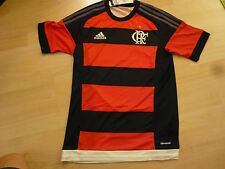NWT Adidas 2015/2016 Flamengo Red Black Home Jersey (Men Size Small or 2XL)