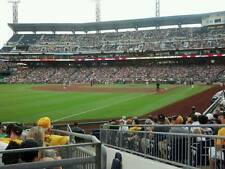1-6 Miami Marlins @ Pittsburgh Pirates PNC Tickets 9/9/18 Sec 131 Row E PNC