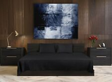 Luxury-USA Bedding Item-All Size 100% Egyptian Cotton 1000 TC  Black Solid