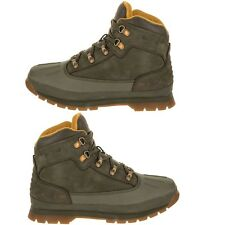 Timberland Children Shoes Euro Hiker Shell Toe Kids Boots