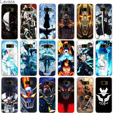 For Samsung Galaxy S8 S9 Plus S7 S6 Edge Cartoon Hard Fashion  skin Case Cover