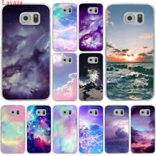 For Samsung Galaxy S6 S7 Edge S8 S9 Plus beauty Cover Mobile Phone Case Hard