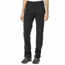 CRAGHOPPERS LADIES KIWI PRO STRETCH WINTER LINED TROUSERS BLACK CWJ1074 OUTDOOR