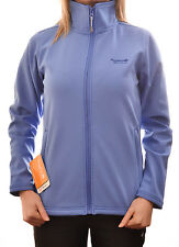 REGATTA LADIES CONNIE 2 SOFTSHELL JACKET COAT BLUE RWL071 OUTDOOR