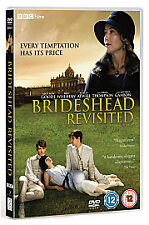 Brideshead Revisited (DVD, 2009) New And Sealed