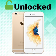 iPhone 6S 64GB Gold/Rose Gold/Gray Factory Unlocked 4G LTE Smartphone