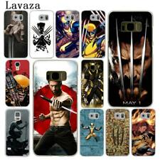 Print Hard Cover Case For Galaxy Samsung S8 S9 Plus S7 S6 Edge Skin Cases N0632