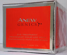 Avon Anew Genics Eye Treatment New In Factory Sealed Box, .5 Oz