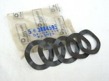 66-72 Camaro Chevelle Corvette GTO 442 NOS GM Trans Washers 67 68 69 70 71 RS/SS (Fits: More than one vehicle)