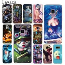 Hard Cartoon Pattern Case back Cover for Galaxy Samsung S6 S7 Edge S8 S9 Plus