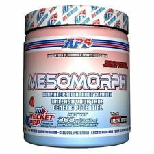 MESOMORPH by APS NUTRITION Pre-Workout 25 Servings - All Flavors