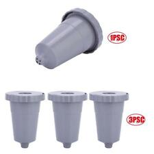 Gray Reusable Coffee Makers Filter Replacement Set for Keurig My K-cup Style