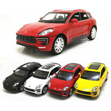 Porsche Macan Turbo Off-road SUV 1:32  Car Model Metal Diecast Gift Toy Vehicle