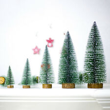 Mini Small Christmas Tree Fake Pine Trees Home DIY Christmas Decoration Tools