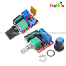 DC 3-35V/4.5-35V 5A Motor PWM Speed Controller Speed Control Switch LED Dimmer