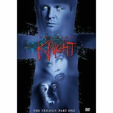 New FOREVER KNIGHT THE TRILOGY: PART ONE DVD Complete First Season 1 Vampires
