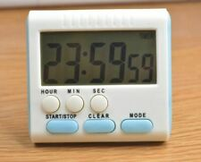 Kitchen LCD Digital Magnetic Large Alarm Count Up Down Clock Timer 24 Hours