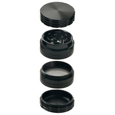 "NeraNena Herb Spice Grinder 4 Piece 1.6"" Durable Aluminum Crusher"