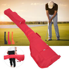 Golf Travel Carry Bag Golf Club Bag Carrier Case Cover Package Pouch Accessory