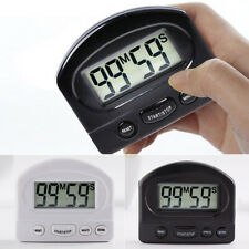 Seconds Count Down Timer Accessory Start Kitchen Chef Digital Display Minutes