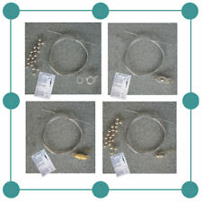 Necklace Bead Repair Restring Kit Wire Clasp and how-to