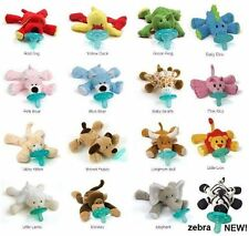 New WUBBANUB Infant Baby Soothie PACIFIER ~ U Pick