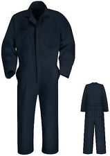 Navy Blue COVERALLS New Red Kap All Sizes CT10 uniforms