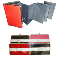 2 Lila Grace Photo Clutch Wallets Hold 16 4x6 Photos
