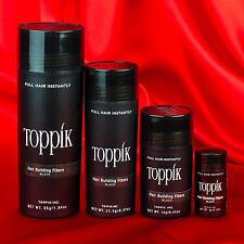 TOPPIK Hair Thickening Fibres with FREE GIFT worth £6.95 from UK's Favourite