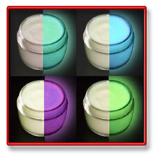 GLOW in the DARK Paint & Material paint Daytime Invisi