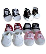 Build Your Bears Wardrobe Canvas Lace Up Teddies Shoes 15in Teddy Bear Clothing