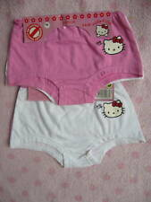 Hello Kitty 2er Pantys Slips Gr. 152 164 Neu