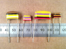 Mullard C280 Tropical Fish Capacitor,  Various Values