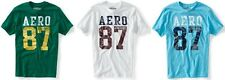 Aeropostale mens Athletic Graphic Aero Logo T shirt Tee  XS,S,M,L,XL,2XL NWT NEW