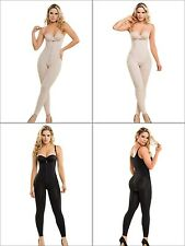 Full Body Thermal Shaper, Girdle Control Capri, Faja Termica, Also Plus Sizes