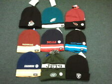 NFL YOUTH  KNIT WINTER HAT LOTS OF TEAMS AVAILABLE SEE DROP DOWN