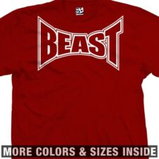 Beast No Mode Tapped Out MMA UFC Ultimate Fighting Boxing T-Shirt