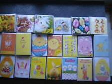 Packs of 5 Easter Cards by Ling Design